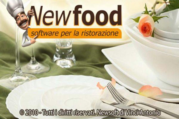 NewFood – Software gestionale per la ristorazione